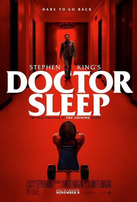 cartel de la película Doctor Sueño