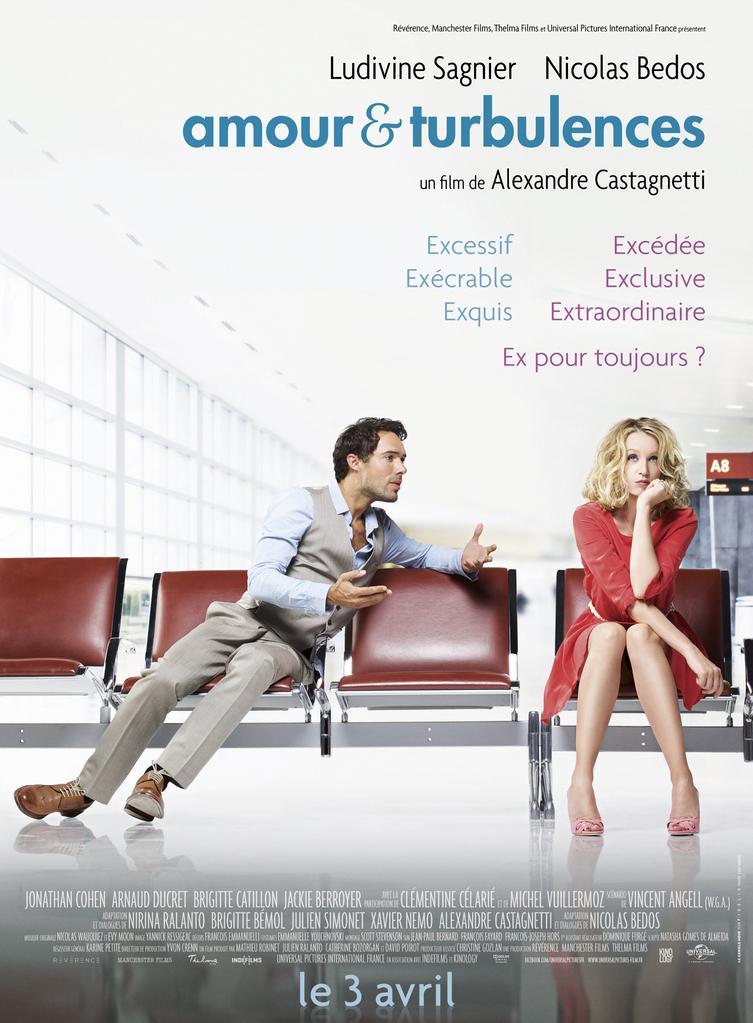 cartel de la película El amor está en el aire
