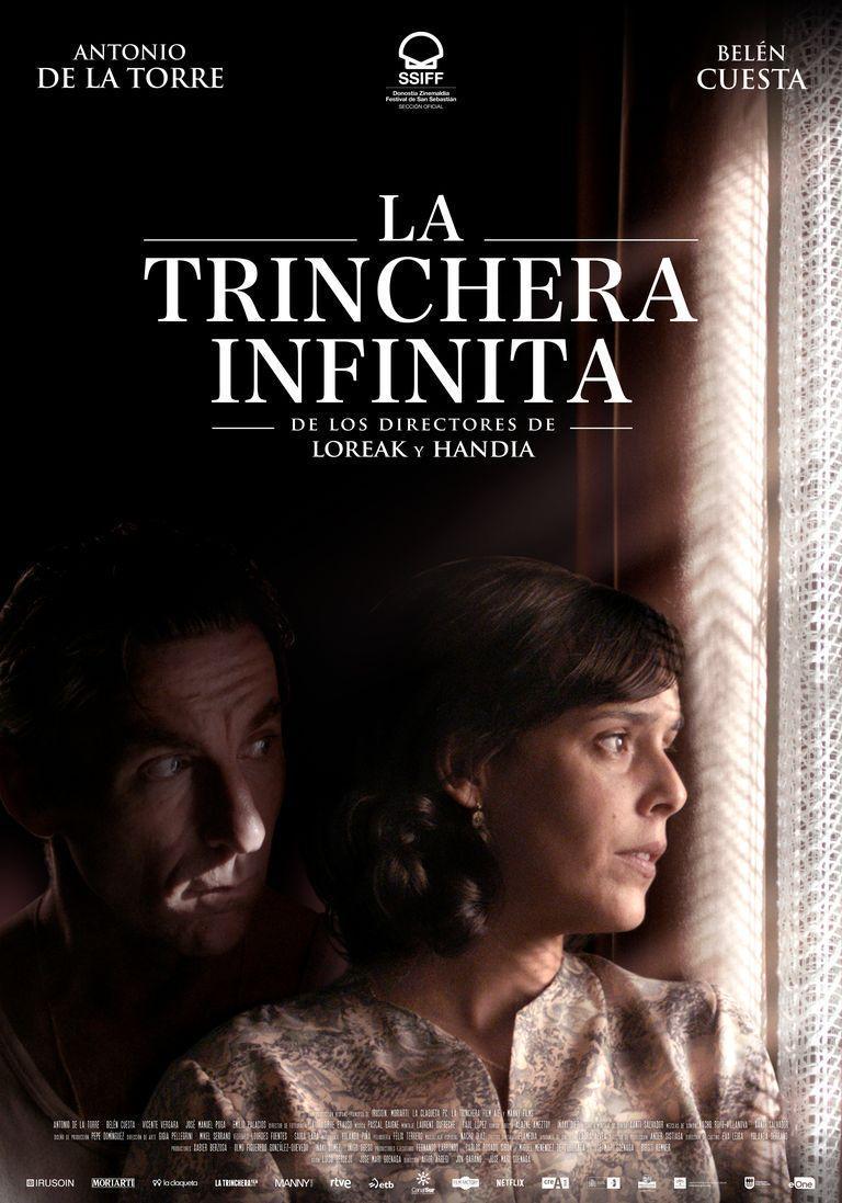 cartel de la película La trinchera infinita