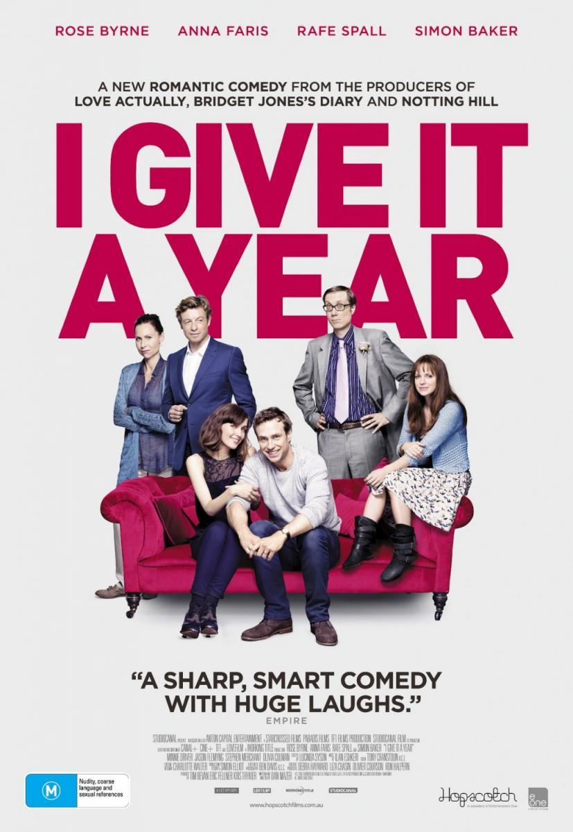cartel de la película Les doy un año