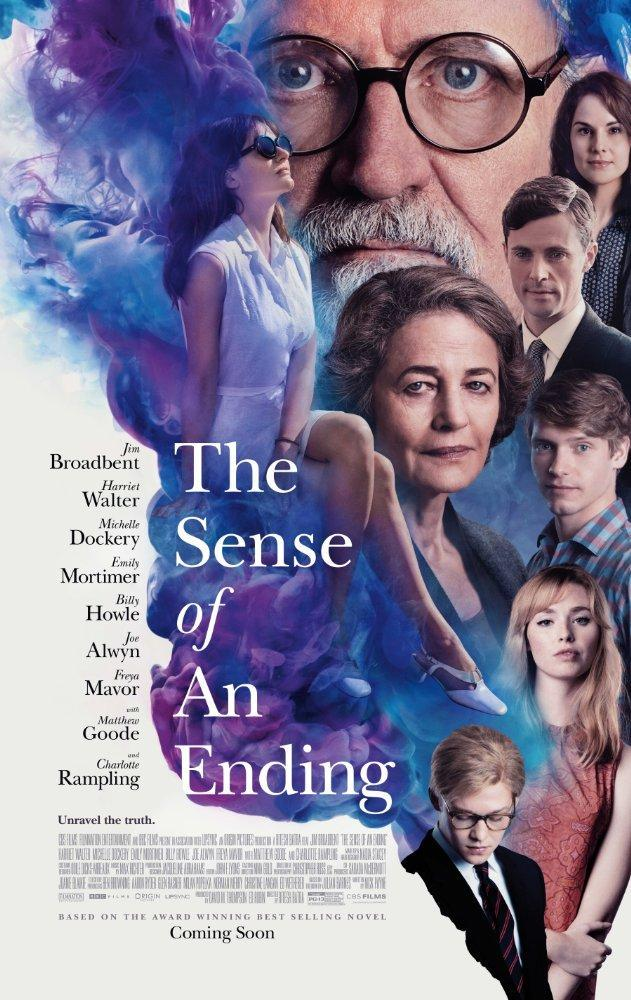 cartel de la película El sentido de un final