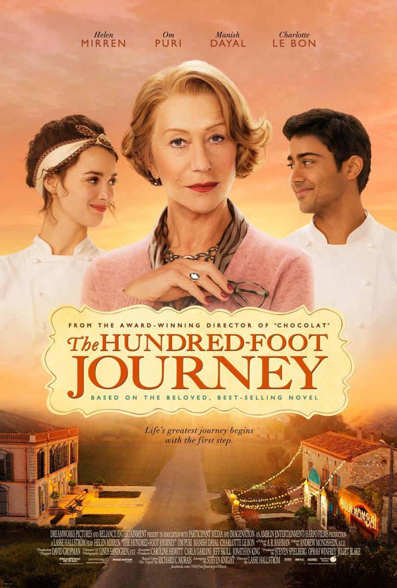 cartel de la película Un viaje de diez metros